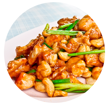 125. Chicken With Cashew Nuts