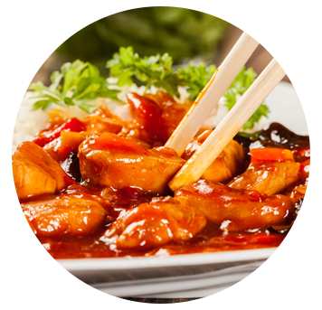 53. Sweet & Sour Chicken